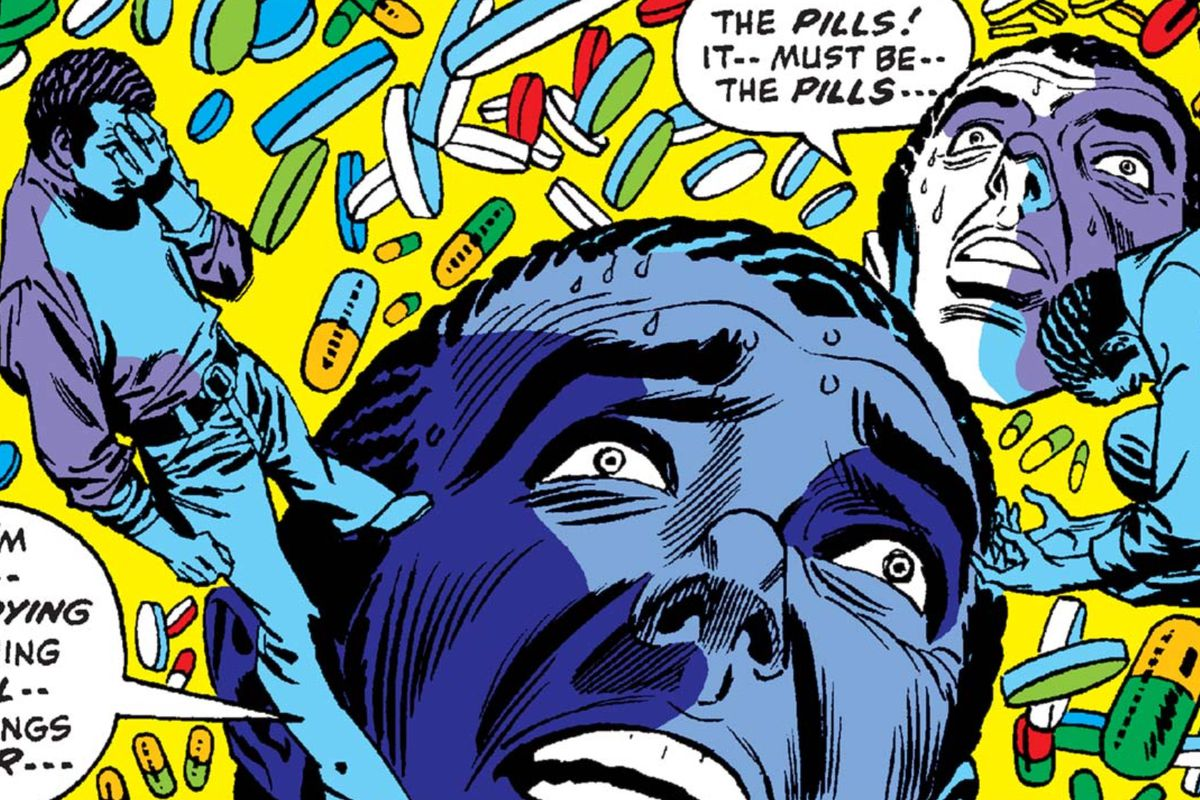 That time a legendary Batman editor was dared to put LSD in