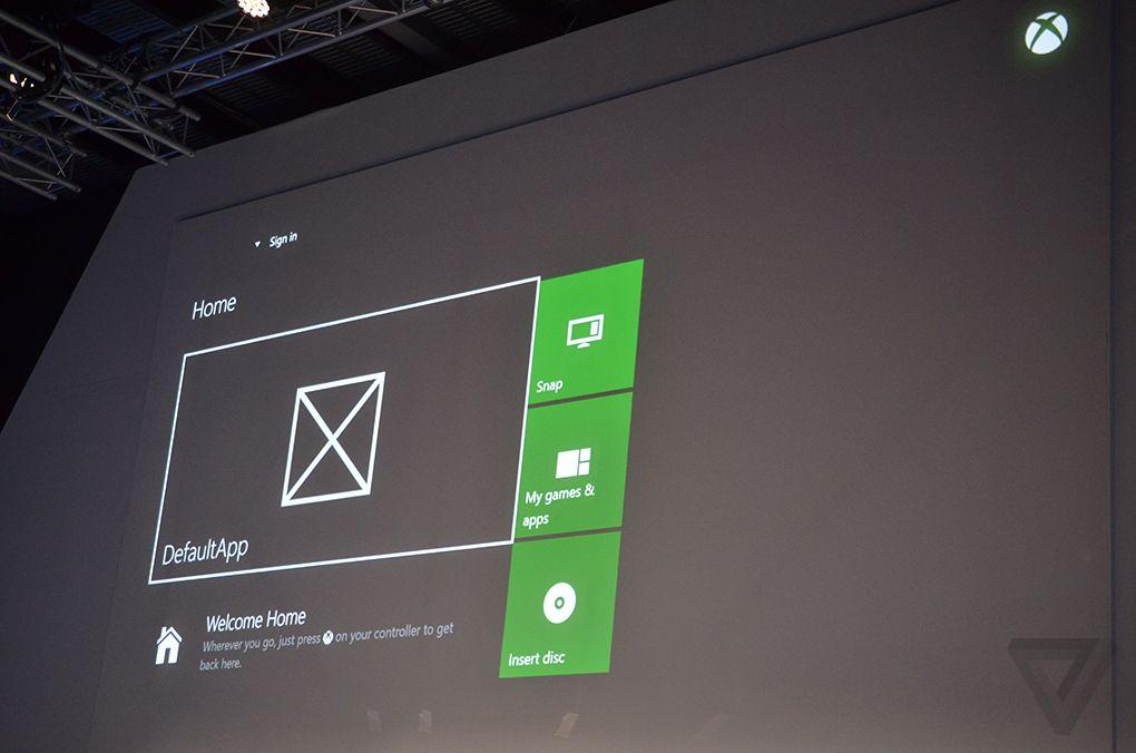 Xbox One windows 10 app