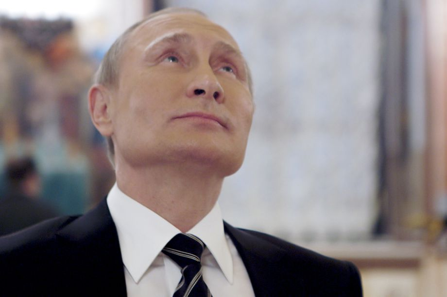Why does Putin treat Britain with disdain? He thinks he's bought it