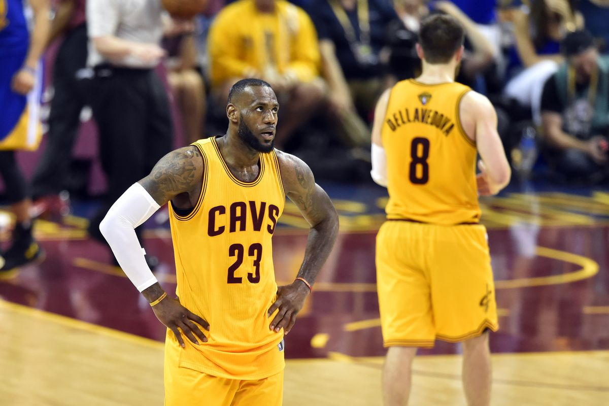 Can LeBron & co. keep up the intensity for a full 7 games?