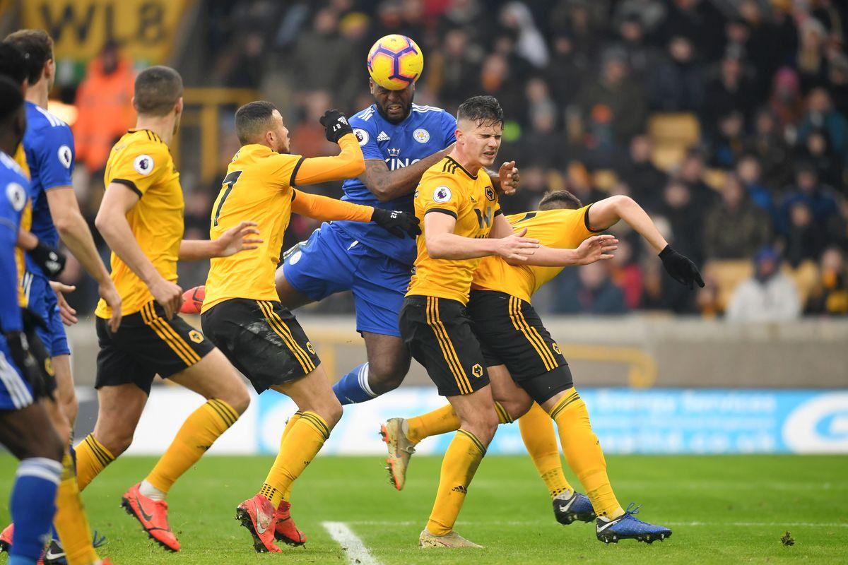 Wolverhampton Wanderers v Leicester City - Premier League