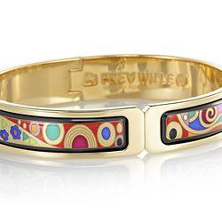 Hope Homage a Gustav Klimt Miss Bordered bangle, $5,935