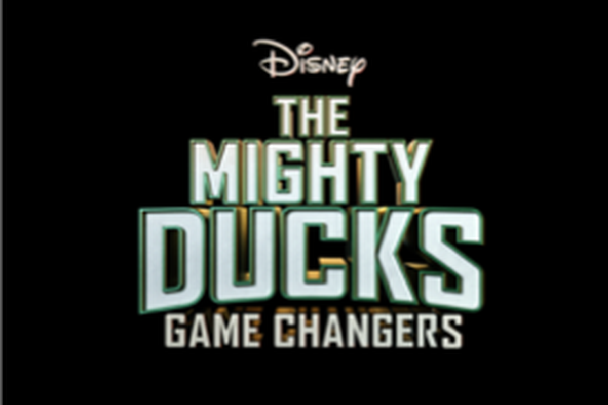 'The Mighty Ducks: Game Changers' is coming out on Disney Plus. And yes, ducks fly together.