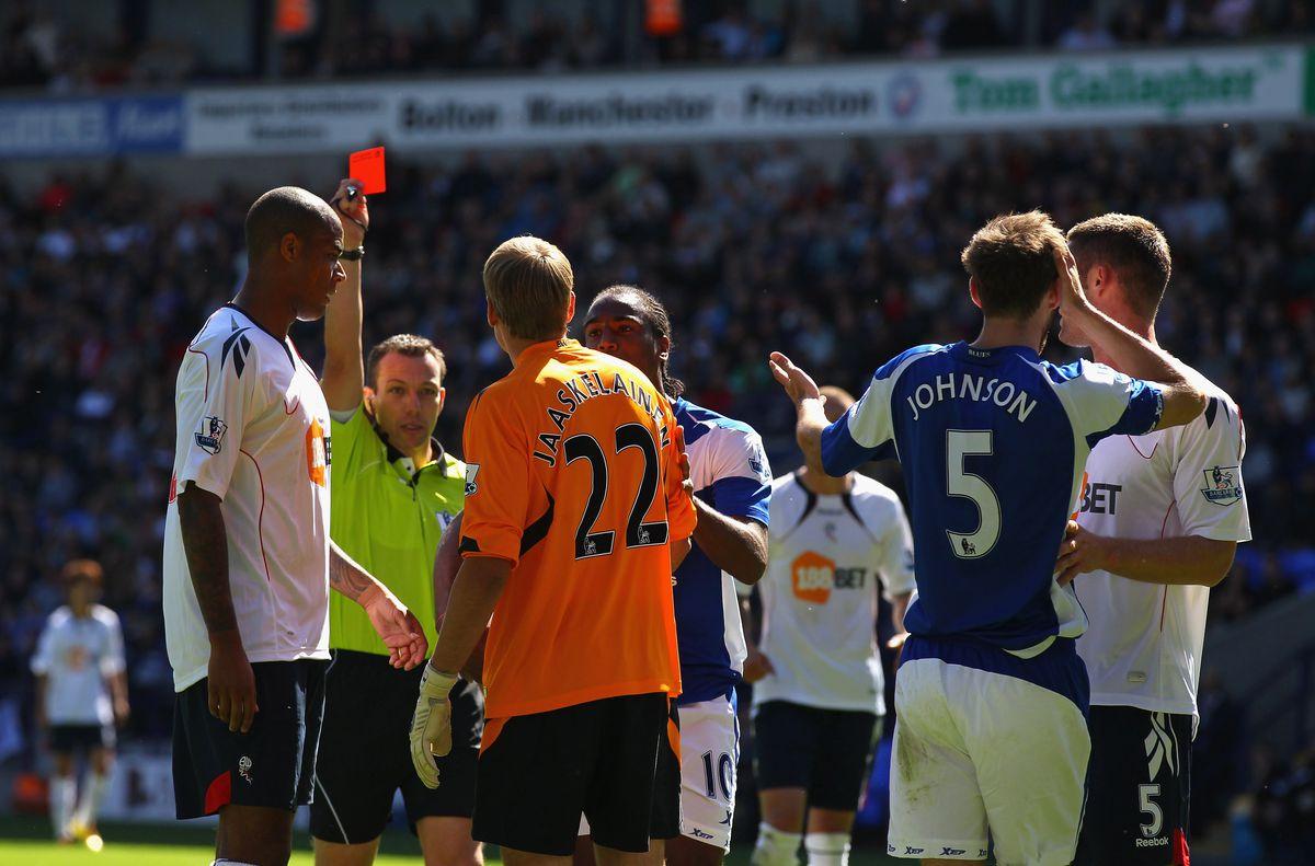 Bolton Wanderers v Birmingham City - Premier League