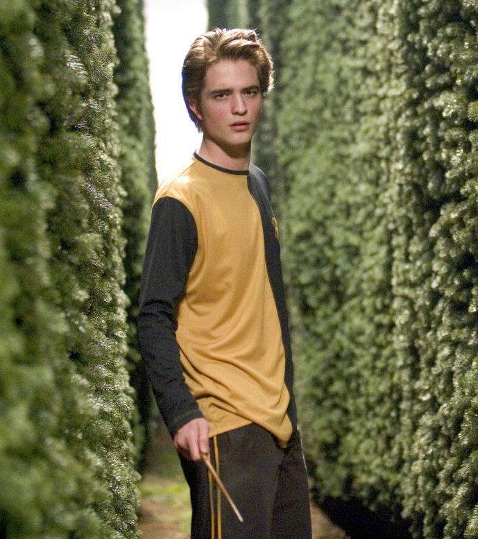 Cedric Diggory in Harry Potter and the Goblet of Fire