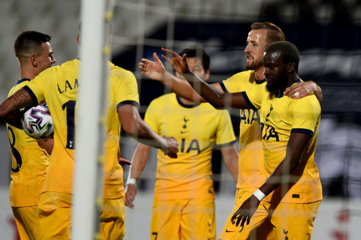 Lokomotiv Plovdiv v Tottenham Hotspur: UEFA Europa League Second Qualifying Round