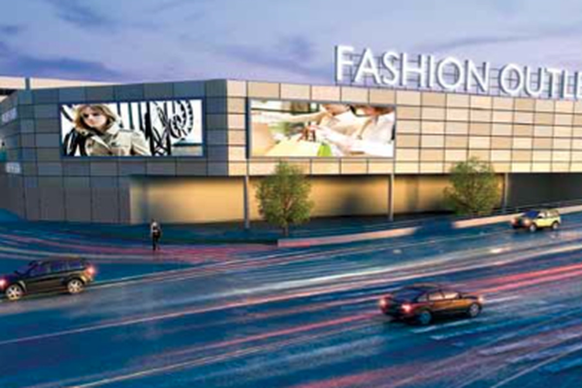 Screencap of Fashion Outlets of Chicago