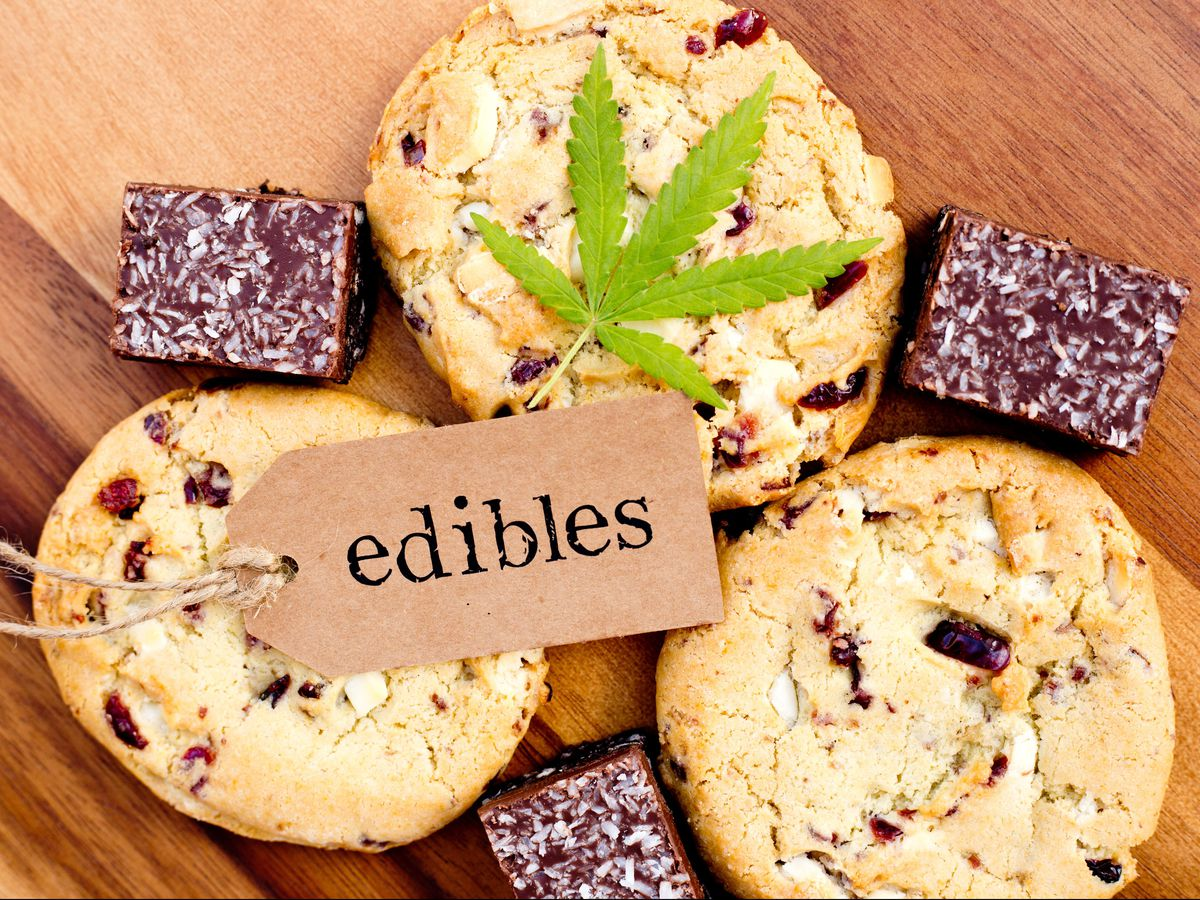 Retailers across the country report that consumers are increasingly switching from smokable marijuana to other forms, including pot-infused foods known as edibles and vaporizer cartridges. | Adobe Stock Photo