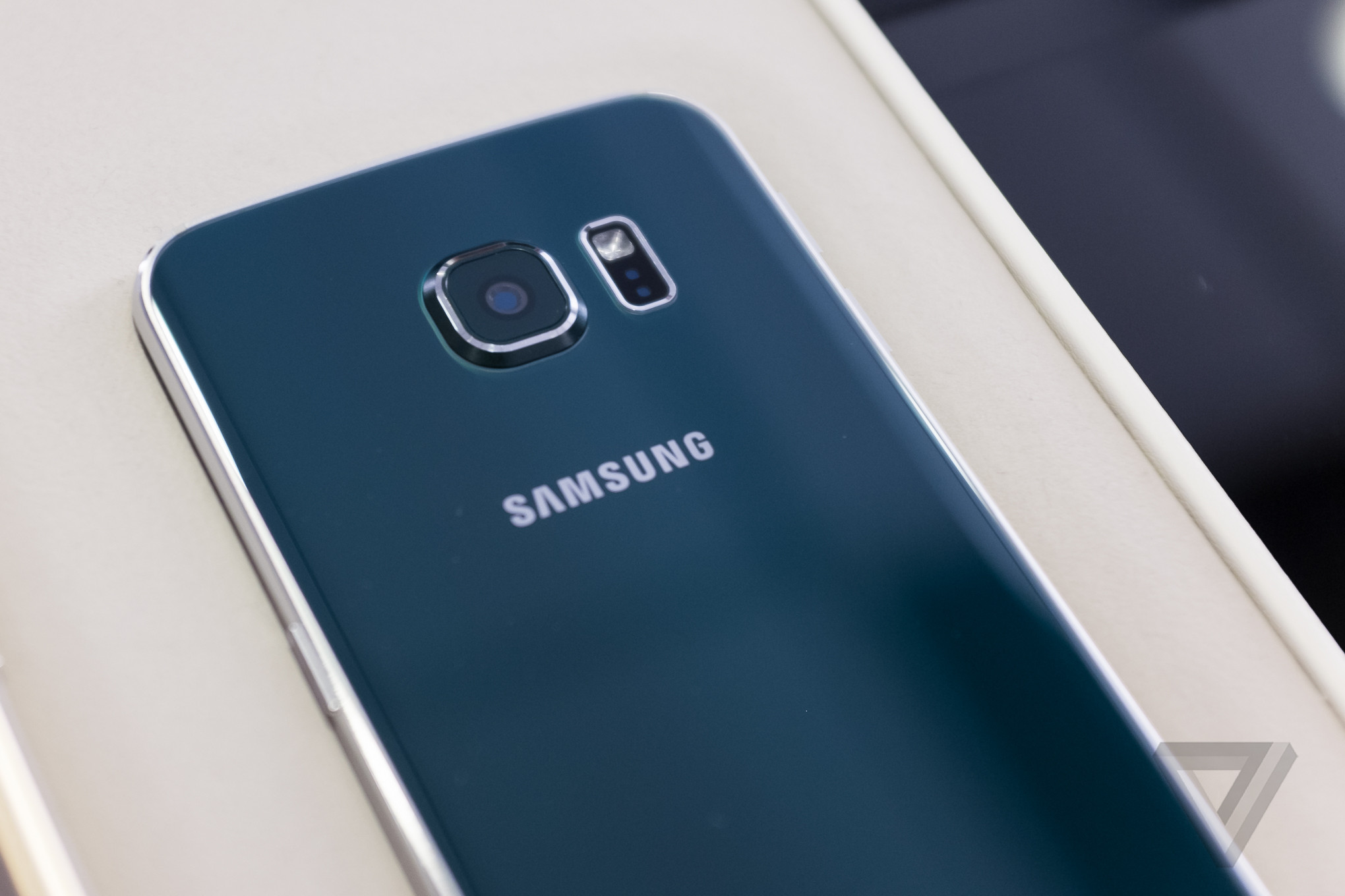 Samsungs new galaxy s6 and s6 edge put design first the verge samsung galaxy s6 and s6 edge photos sciox Gallery