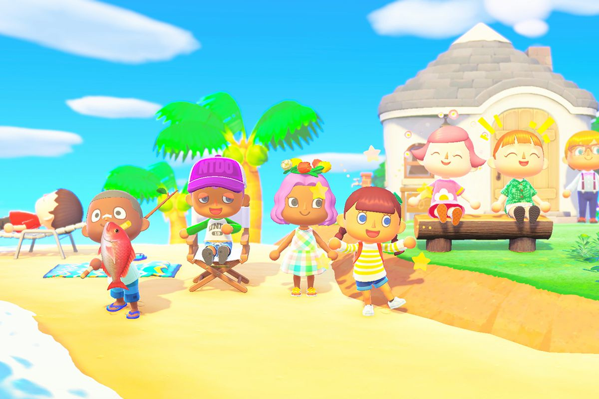 Animal Crossing New Horizons Pre Order Guide Polygon