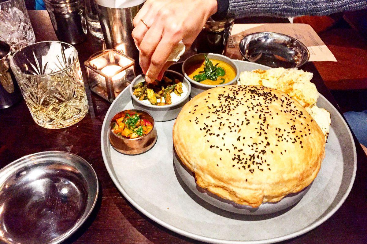 Best restaurants in Soho: Dum Biryani