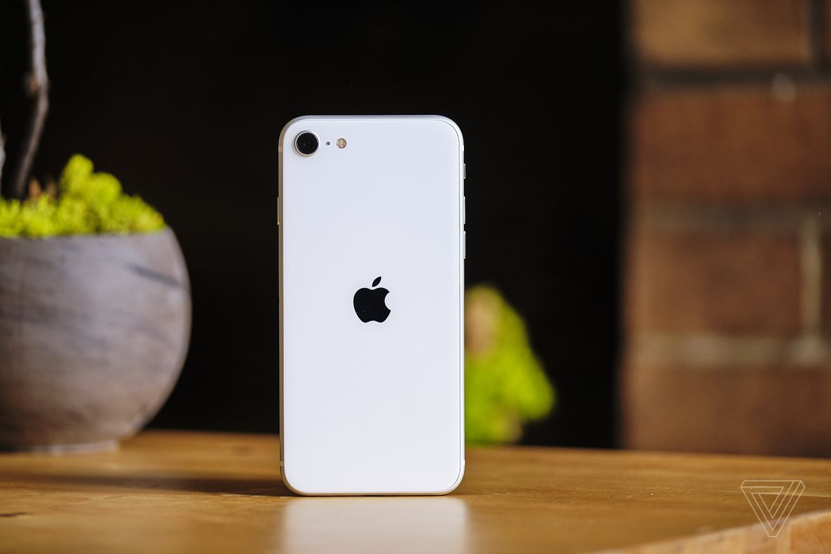 Go read this analysis of the new iPhone SE's AI-powered ...