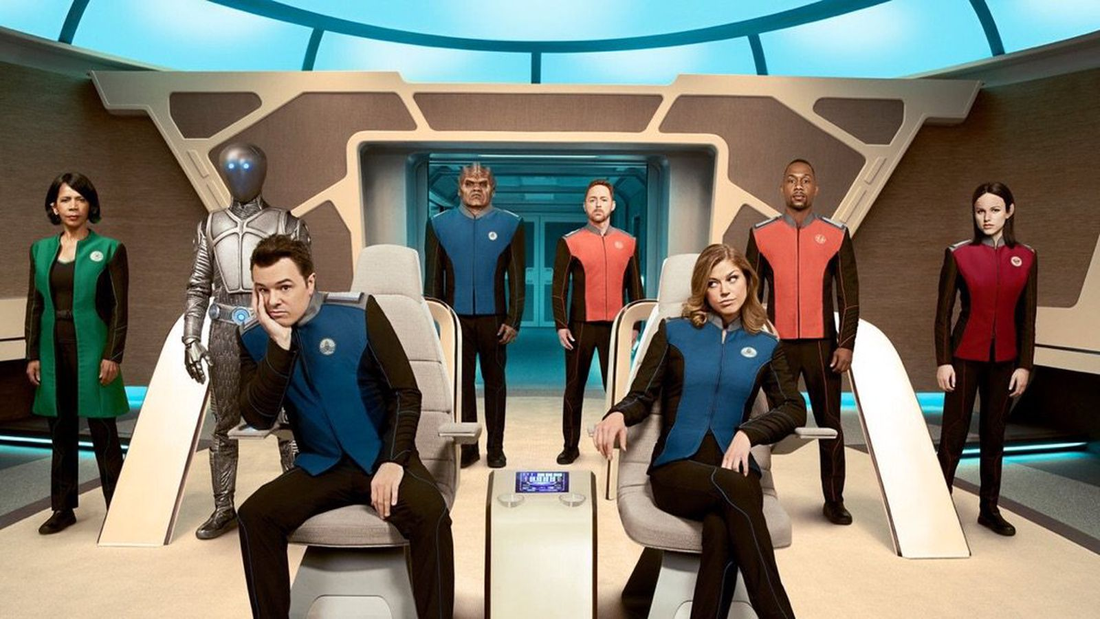 Image result for the orville tv show