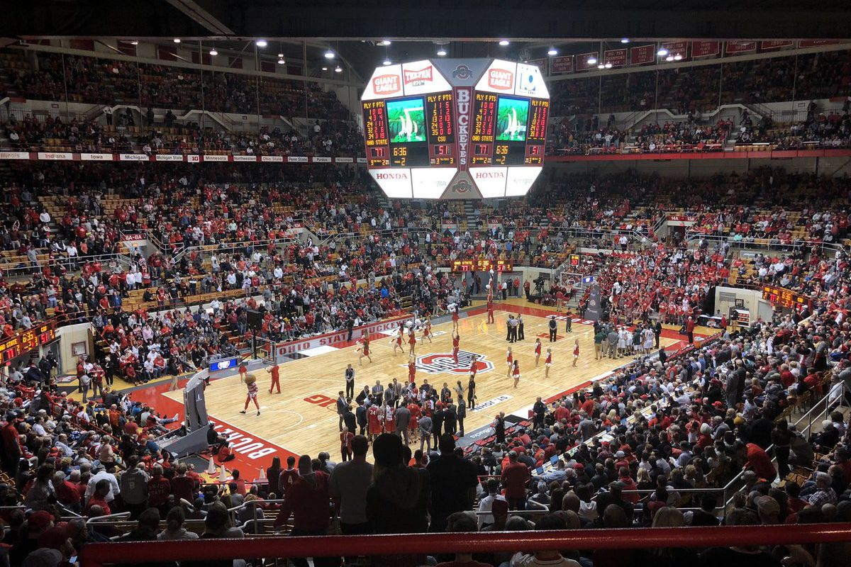 e4f58edfc St. John Arena is perfect venue for revived Ohio State basketball ...