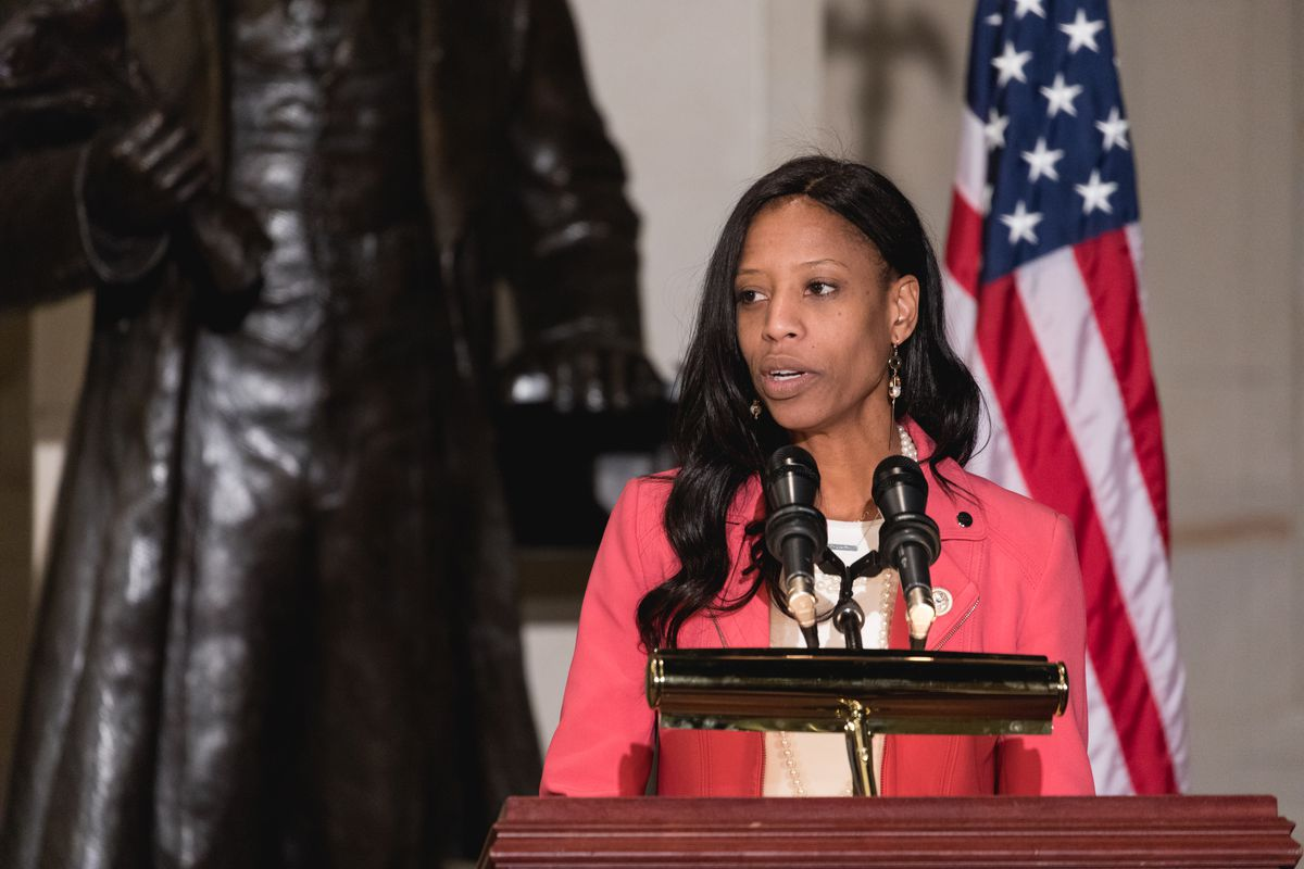 In a Washington Post op-ed published on December 12, 2018 Rep. Mia Love argues that the GOP has failed to connect with voters of color.