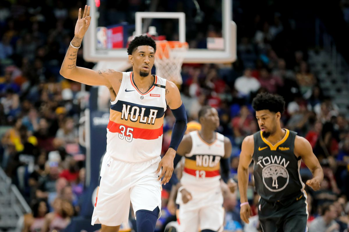 Pistons Claim Christian Wood Off Of Waivers From The New Orleans Pelicans Detroit Bad Boys