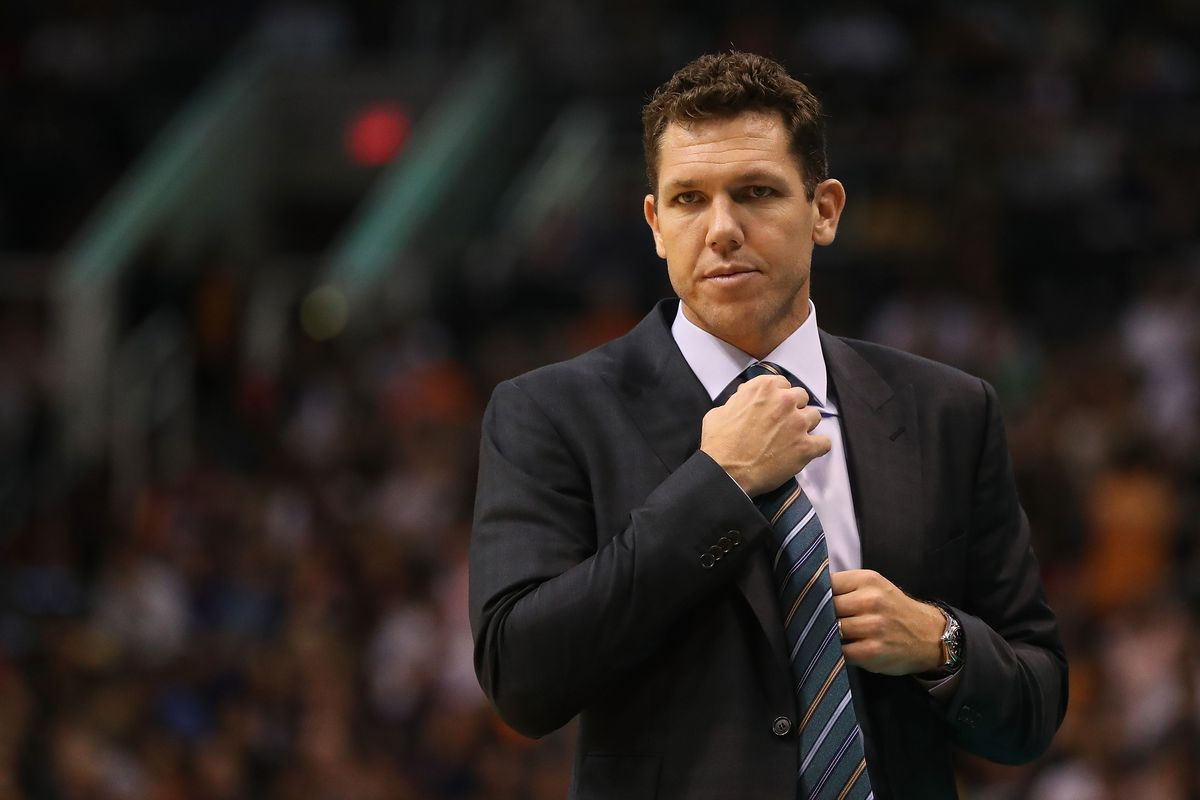 Luke Walton and the past, present and future of coaching ...