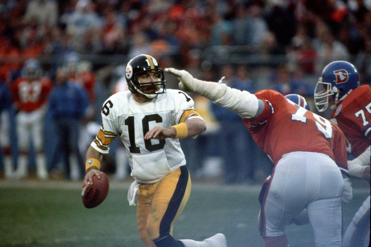 Steelers Mark Malone