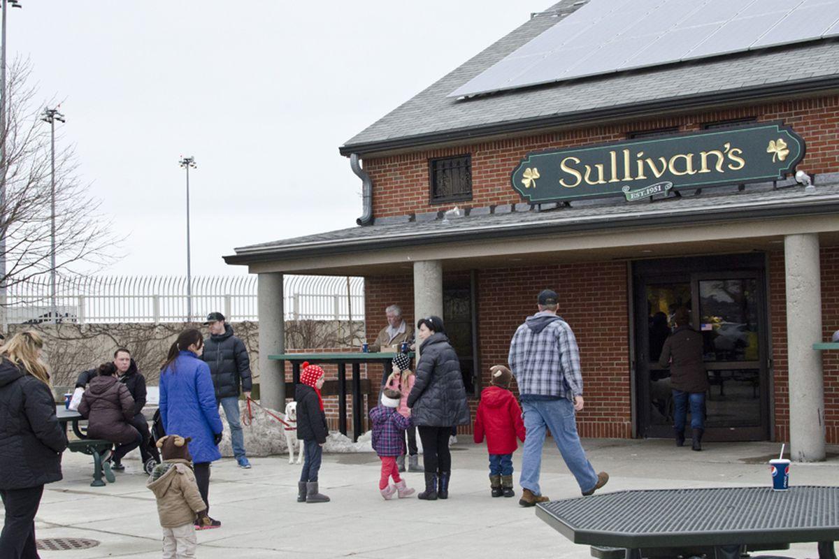 Sullivan S Castle Island Opening Day
