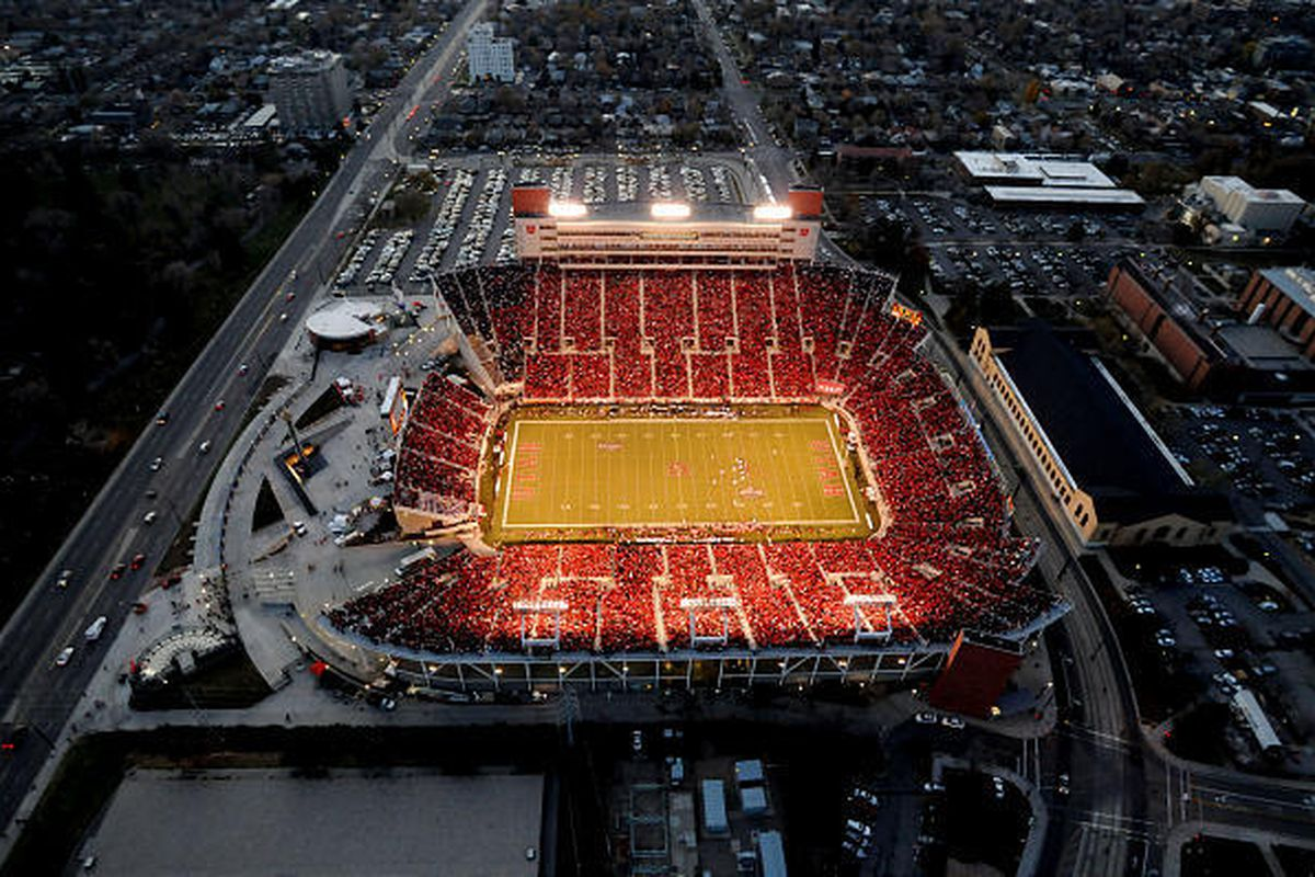 As it stands now, Rice-Eccles Stadium will be the second-smallest field in the Pac-10.