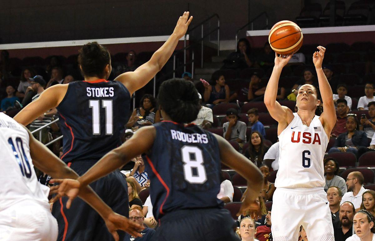 USA Select Team v United States