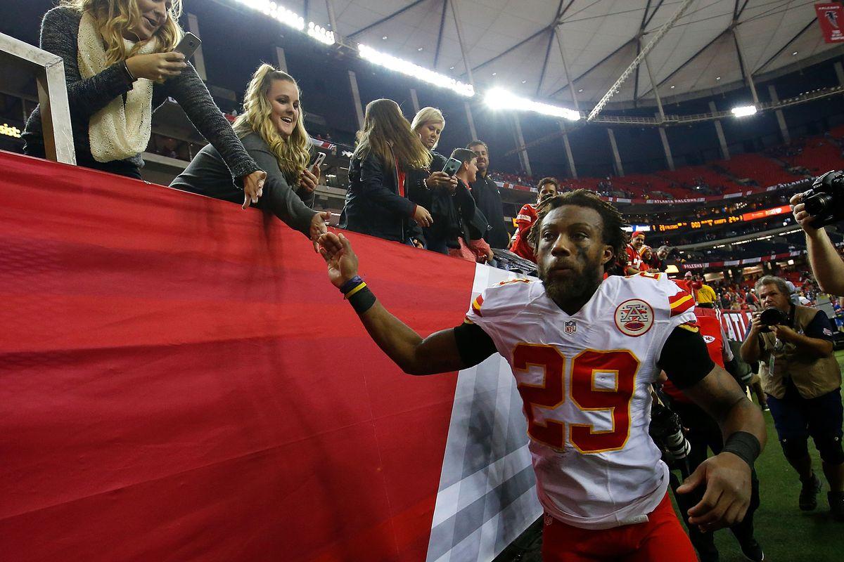 Kansas City Chiefs v Atlanta Falcons