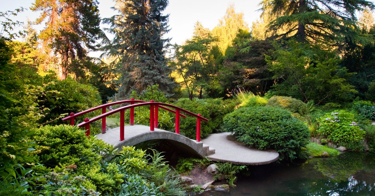 12 Seattle-area gardens to explore this spring