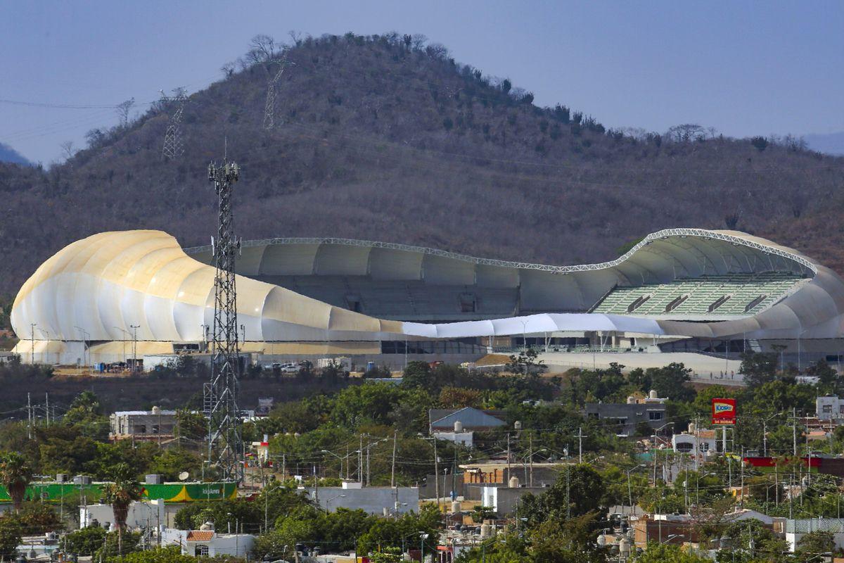New Morelia's Stadium Under Construction