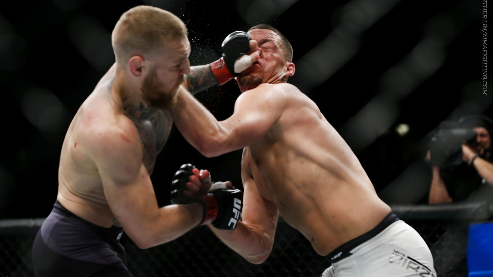 Fightweets: You know you'll watch Diaz-McGregor 2