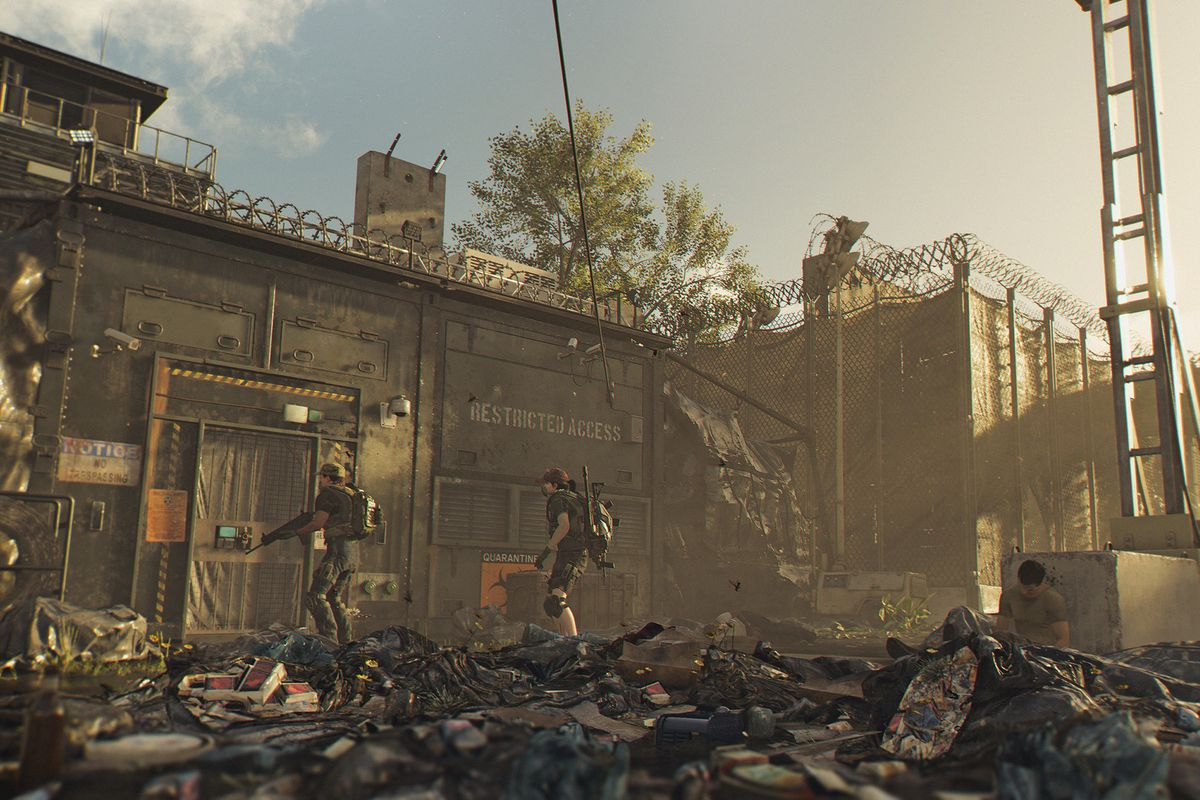 The Division 2's Gunner specialization is out now - Polygon