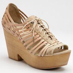 Rag and Bone, Horos Woven Oxford Sandal, $425