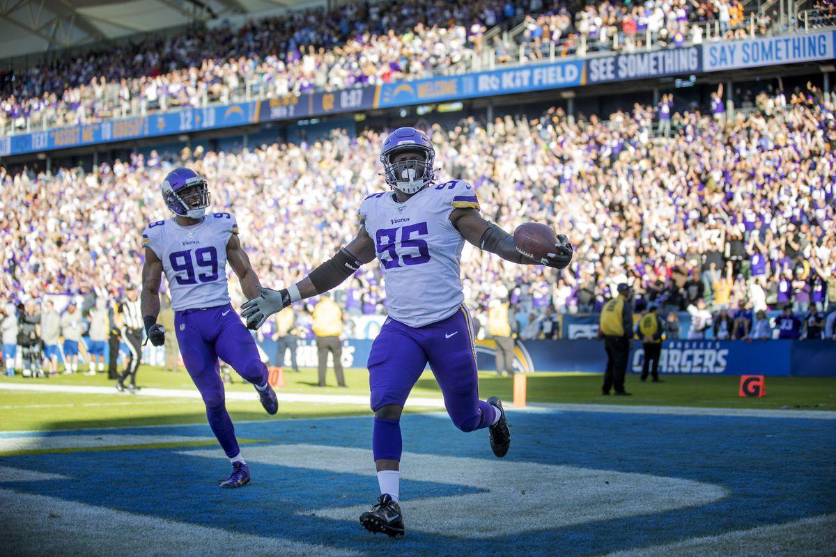 Minnesota Vikings beat Los Angeles Chargers