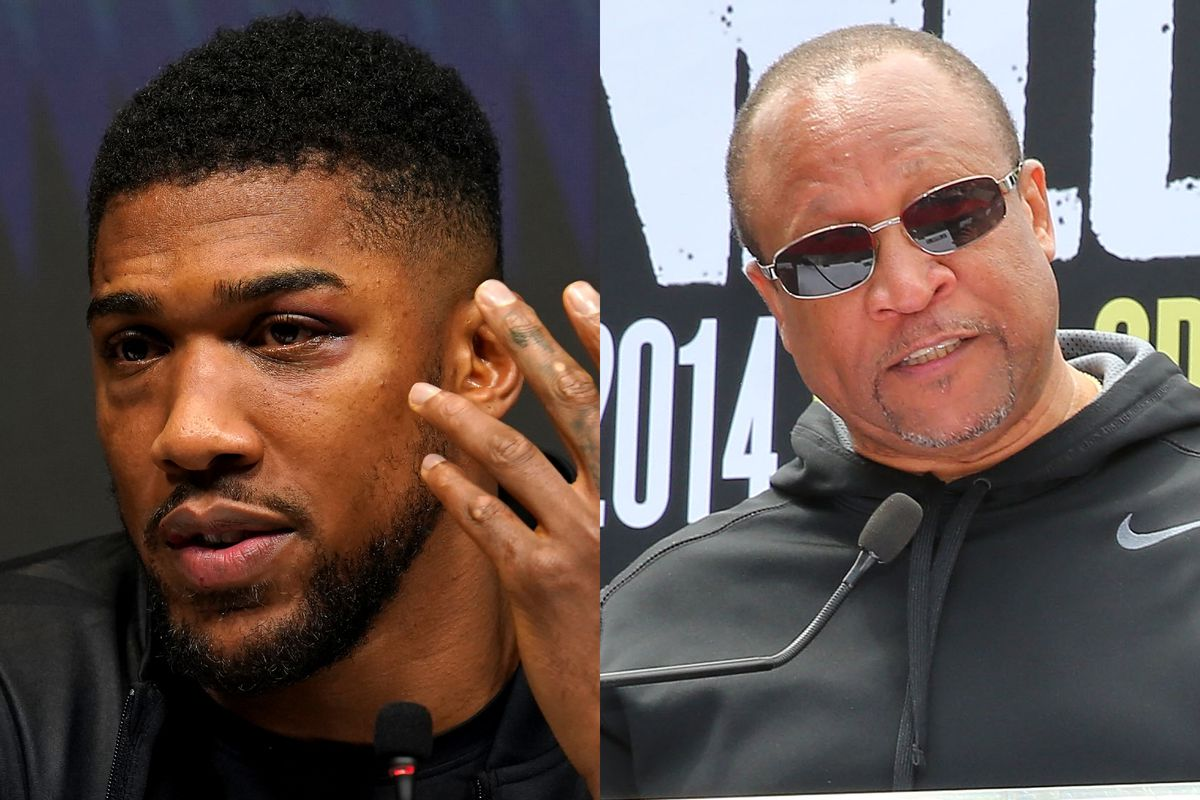 Is Ronnie Shields the man to lead Anthony Joshua's comeback?