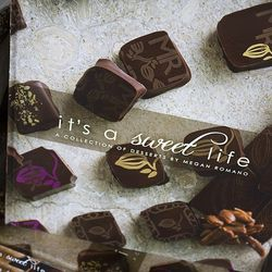 Megan Romano's book, It's a Sweet Life.
