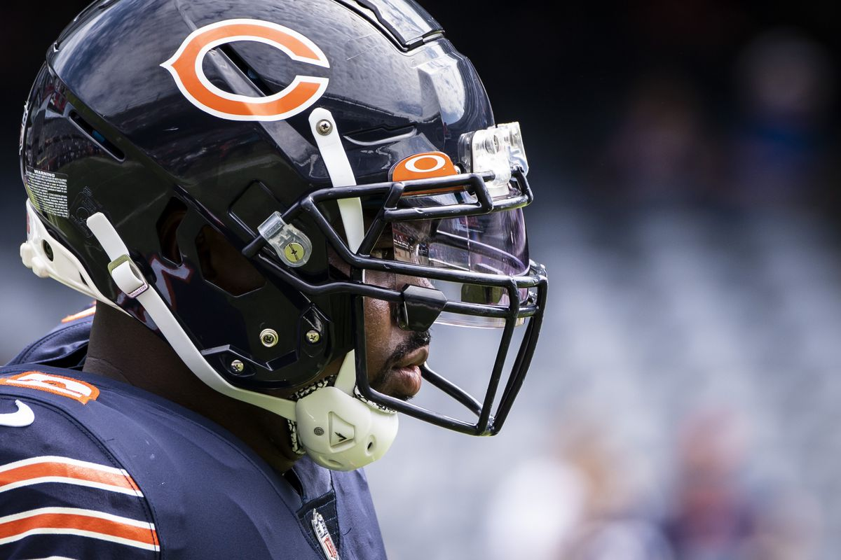 The Bears traded two first-round picks to acquire Khalil Mack from the Raiders in 2018.