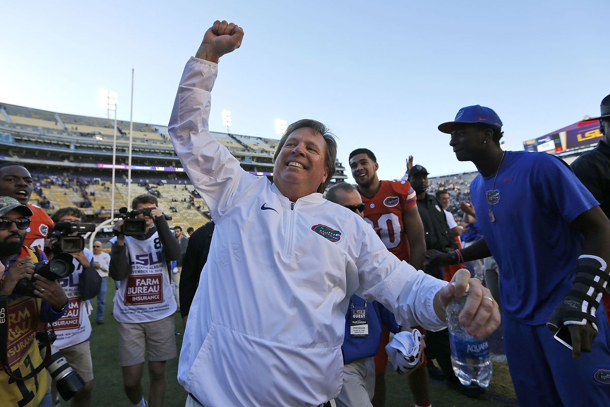 Florida schedules LSU for 2017 homecoming game because of course it did