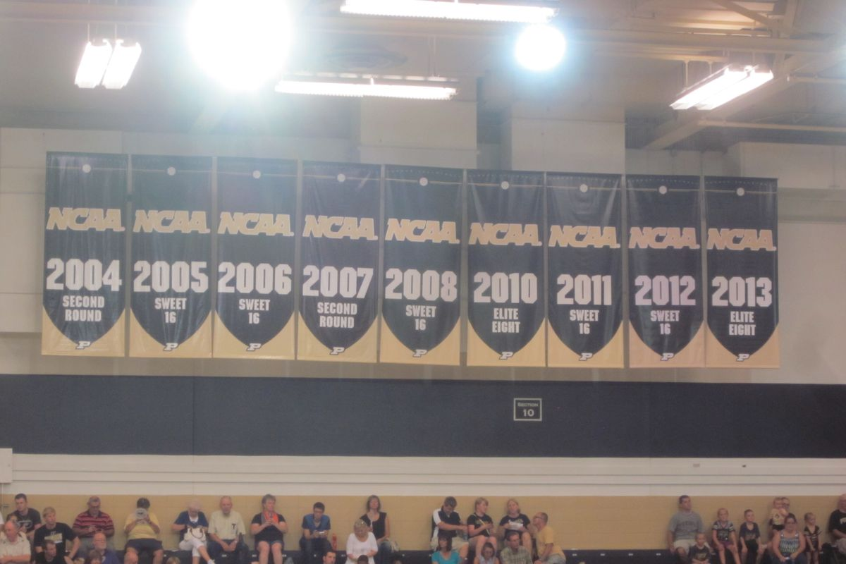 No new banners this year