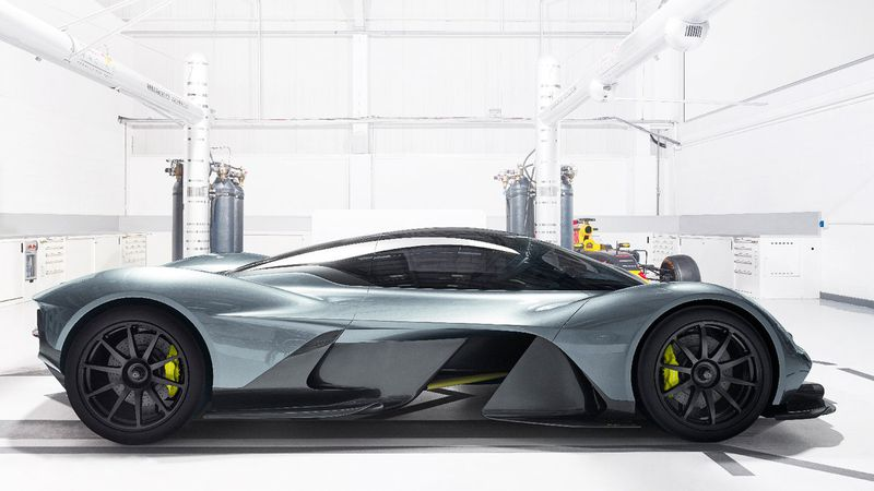 This is the aston martin am rb 001 red bulls shot at making the 1 of 3 malvernweather Image collections