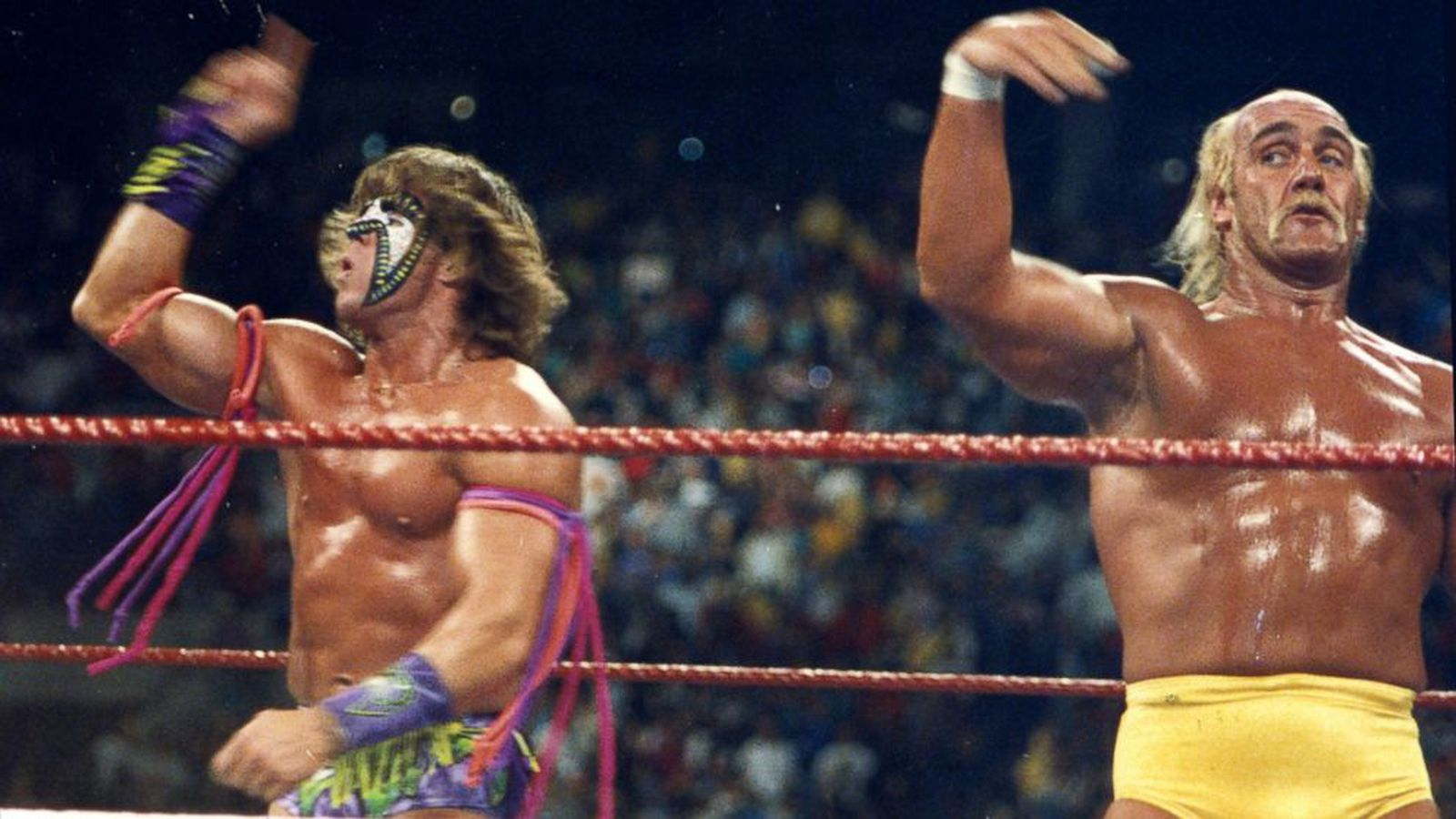 My favorite WrestleMania match: Hulk Hogan vs. Sid Justice ...