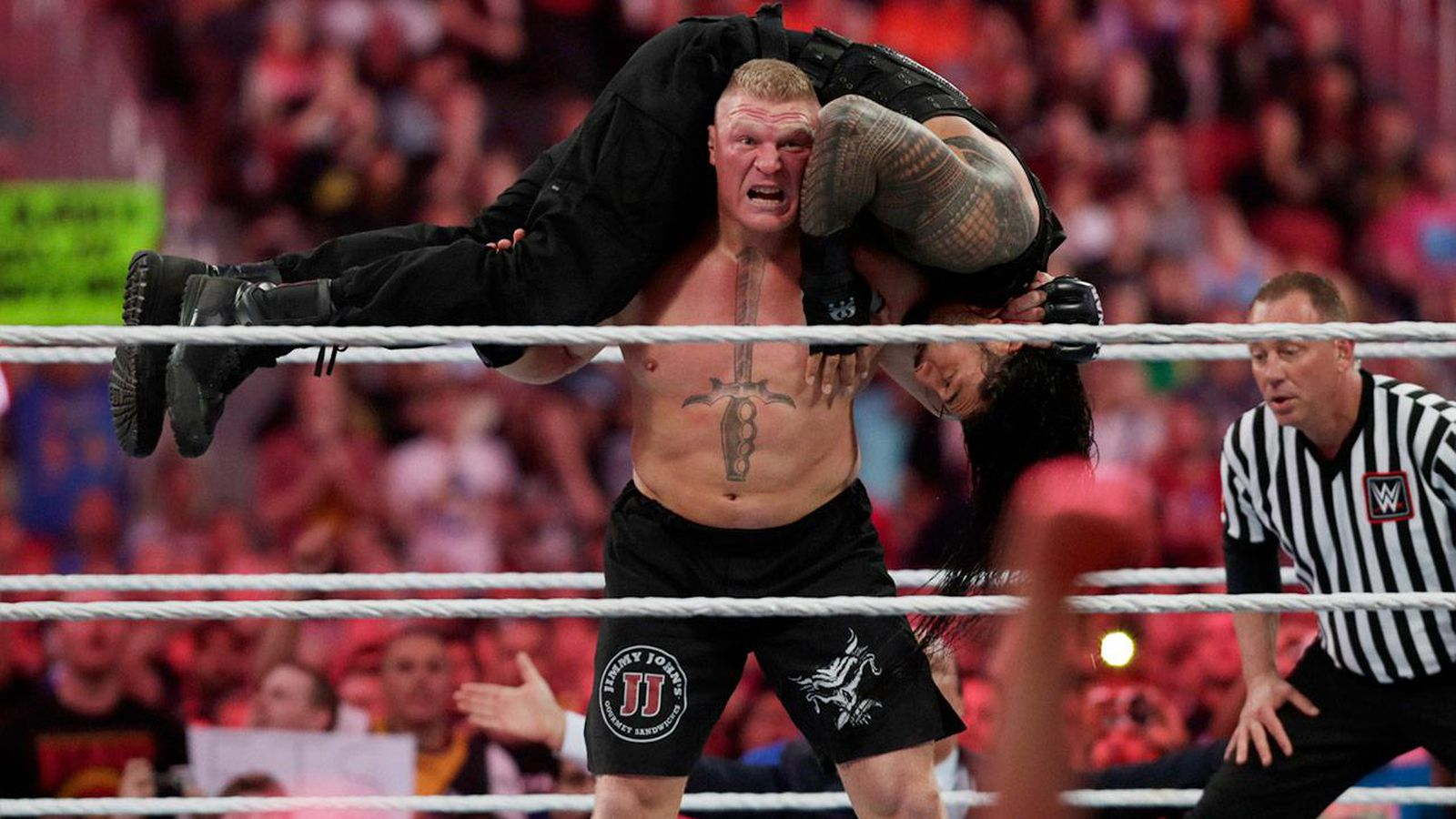 Why Brock Lesnar Vs Roman Reigns At Wrestlemania Worked Part 2