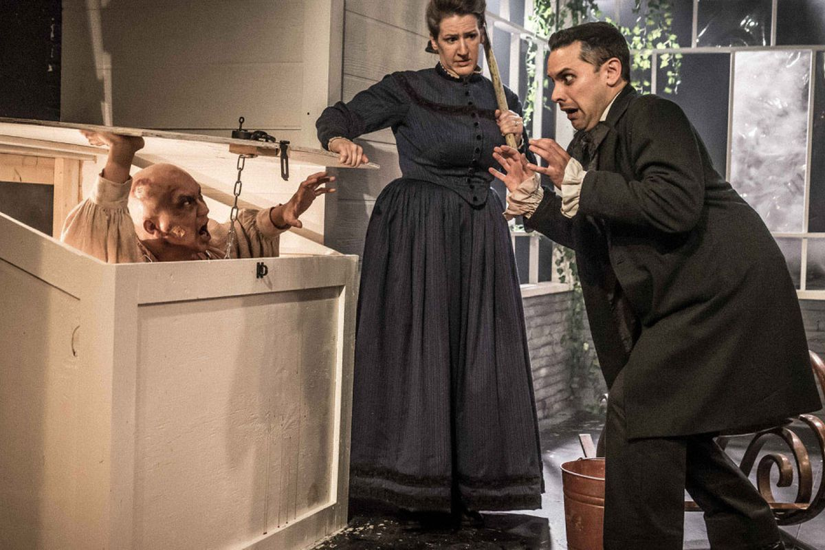 Chicago's October theater landscape is positively haunting - Chicago