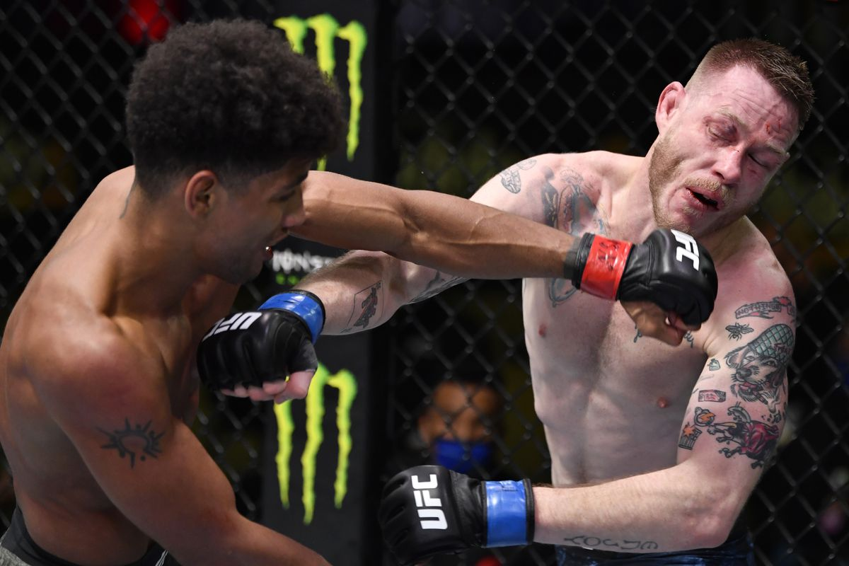 UFC Fight Night: Caceres v Croom