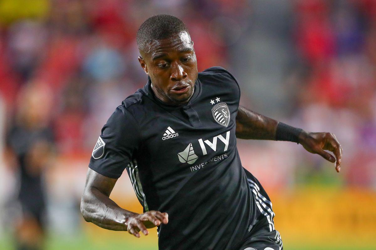 SOCCER: JUL 14 MLS - Sporting Kansas City at NY Red Bulls