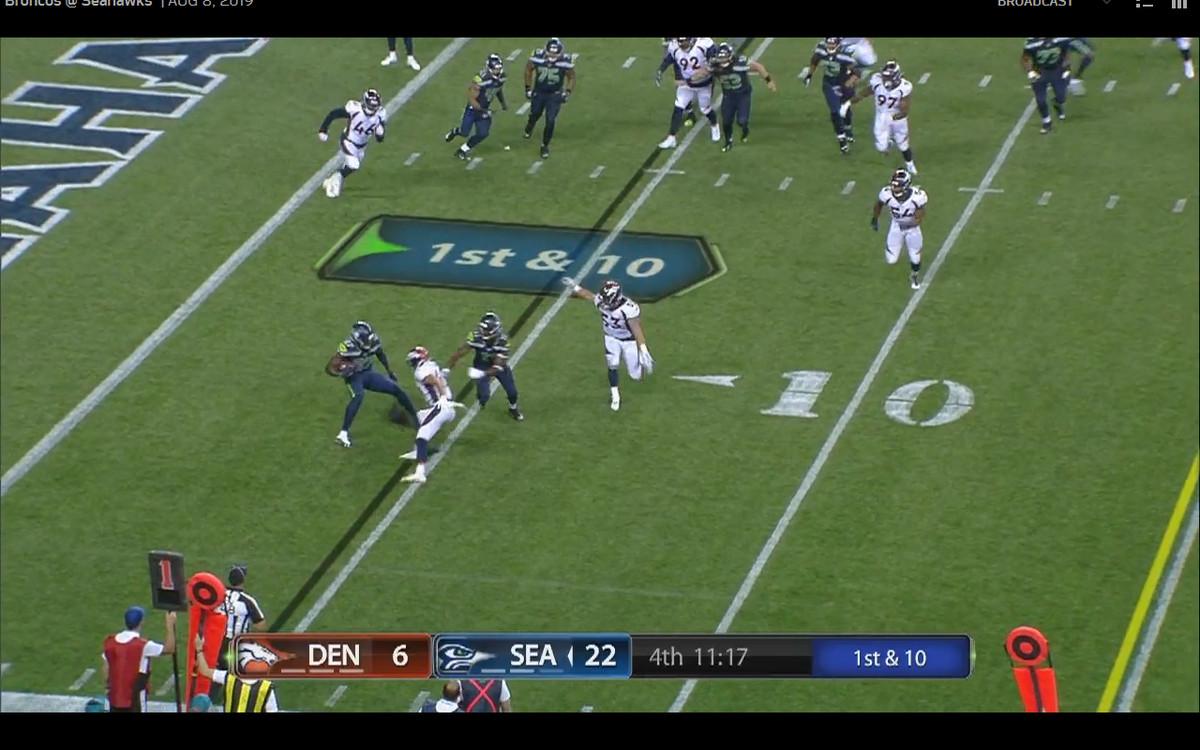 The Drive: A better look at Seahawks fan favorite WR Jazz ...