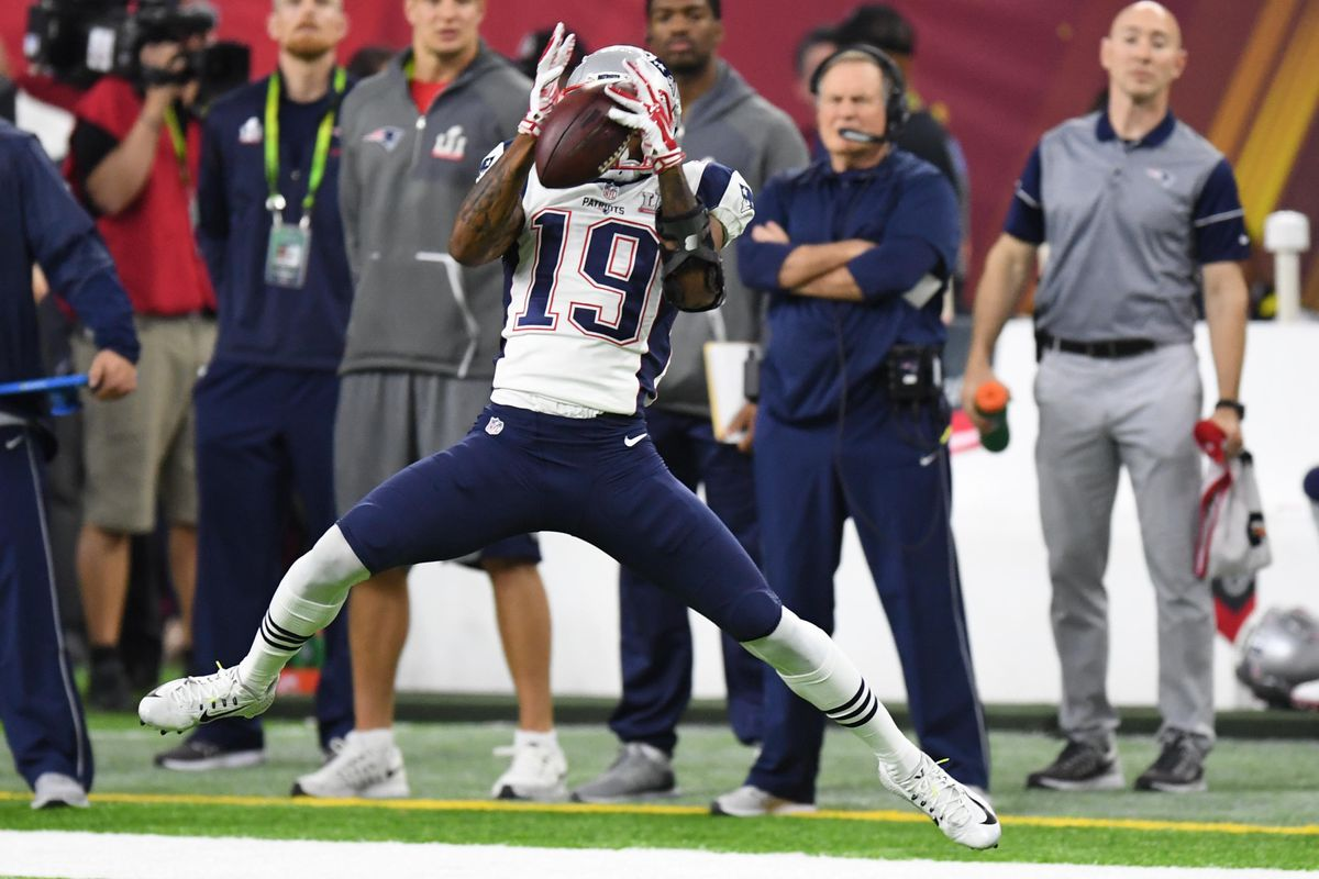 Rookie Malcolm Mitchell came up big in biggest game of the year