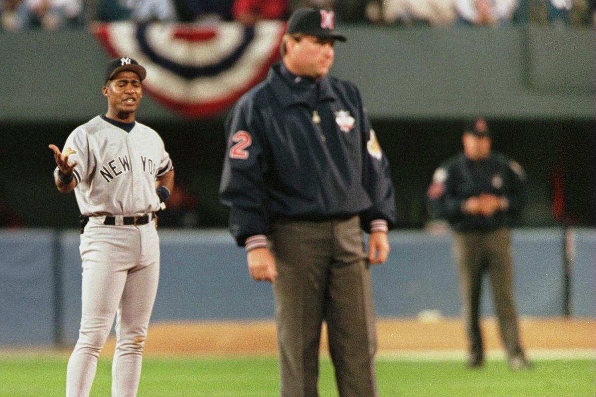 1996 Yankees 20th Anniversary Retrospective Mariano Duncan