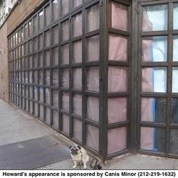 "Nish Noosh, a vegetarian Mediterranean place in Tribeca, via <a href=""http://tribecacitizen.com/2012/11/05/seen-heard-nish-noosh-revealed/"">Tribeca Citizen</a>."
