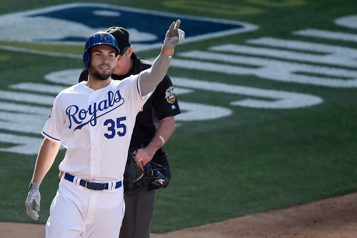 Eric Hosmer leaves KC for 8-year deal with Padres