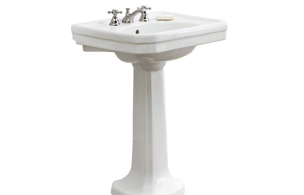 Pedestal Sink