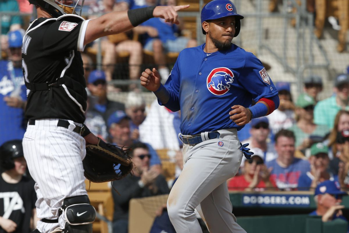 a61649bc Adames impresses Cubs manager Joe Maddon: 'He's had a hell of a spring'